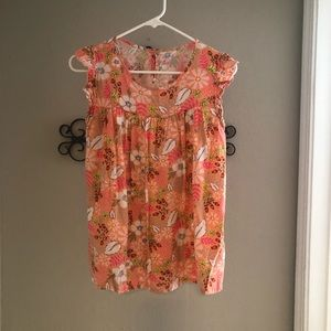 Cat and Jack Girls Blouse